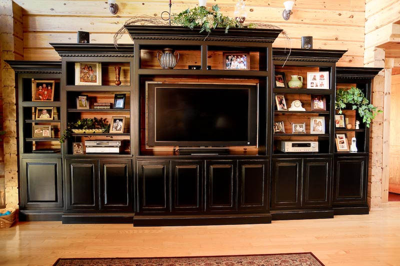 entertainment center builder in san diego ca 1