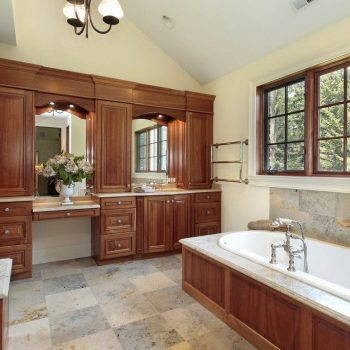 bath vanities contractor in San Diego