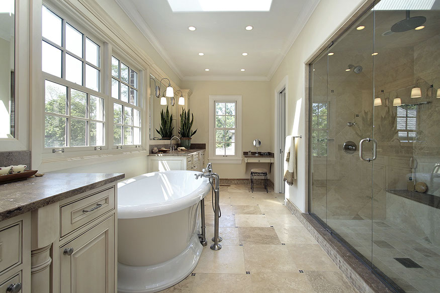 Master bathroom remodeling mission viejo
