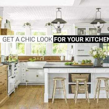 Get a Chic Look for your Kitchen 2
