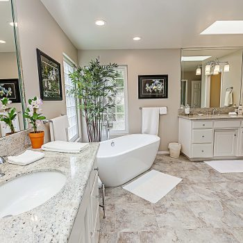 Bathroom renovation in Irvine