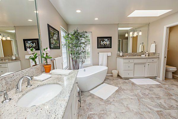 Bathroom renovation in Irvine